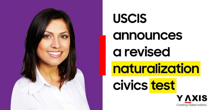 USCIS new naturalization civics test