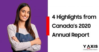Canada Annual immigration report 2020