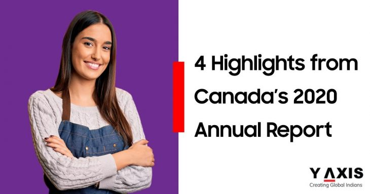 Canada Annual immigration report 2020