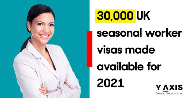 30,000 UK seasonal workers visa