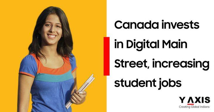 Canada invests in digitizing businesses