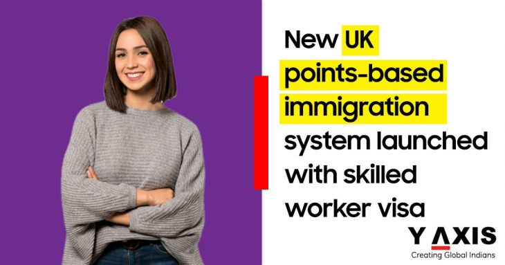 Apply to work in the UK under the new points-based system