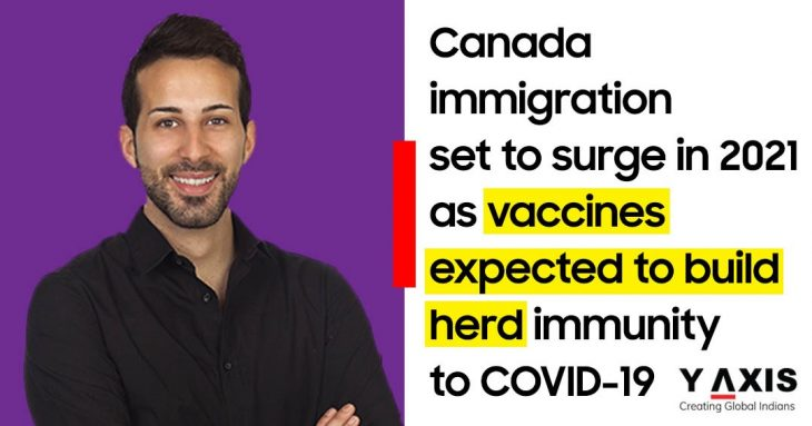 Canada to get COVID-19 vaxx in 2021