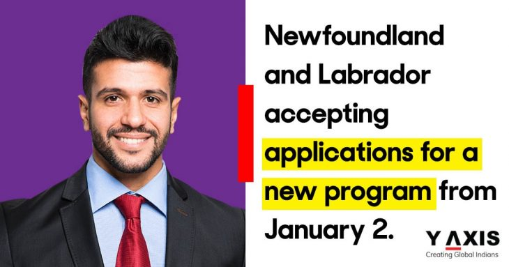 Newfoundland & Labrador to open new immigration program