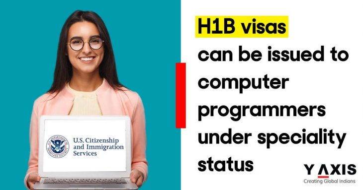 Programmers can now be issued H-1B visa as per a new verdict