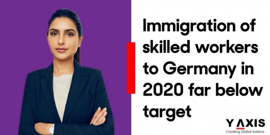 Germany has low skilled immigration