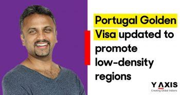 Portugal's Golden Visa update