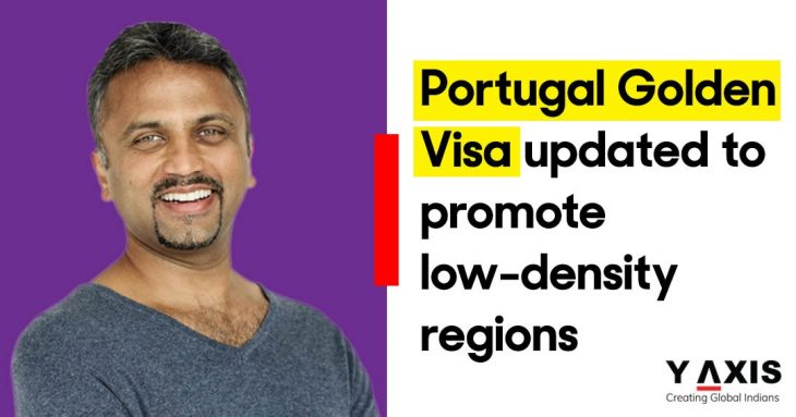 Portugal's Golden Visa update