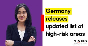 Germany's high-risk regions list updated