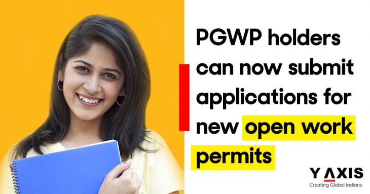 PGWP holders can now submit applications for new open work permits