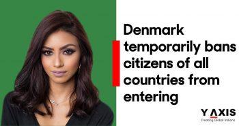 Denmark bans arrivals till Jan 18, 2021
