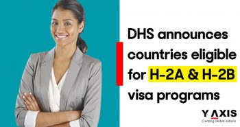 List of eligible countries for H-2A, H-2B visas