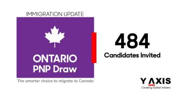Ontario welcomes 484 new candidates in its first PNP draw of 2021