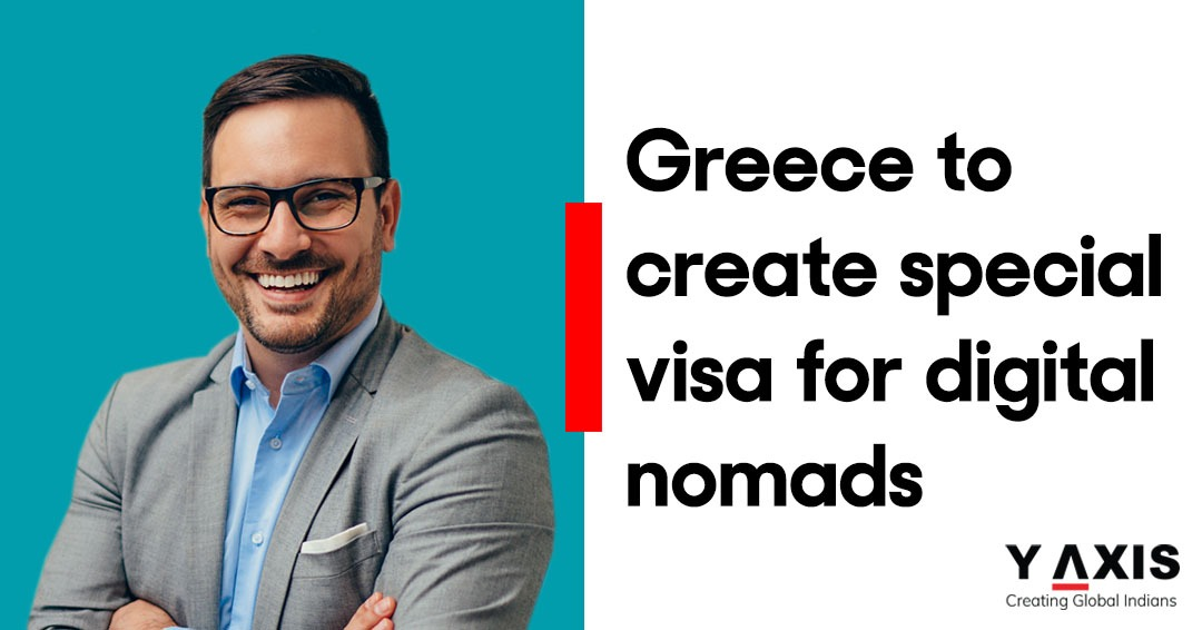 Greece to create special visa for digital nomads