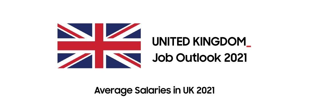 Jobs outlook in UK for 2021