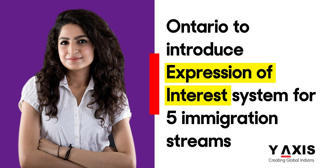 New EOI system in Ontario for registrations