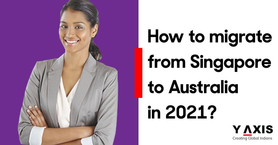 Go right with a guide: Moving from Singapore to Australia