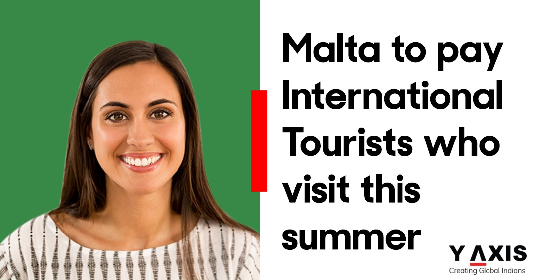 Malta to pay International Tourists who visit this summer
