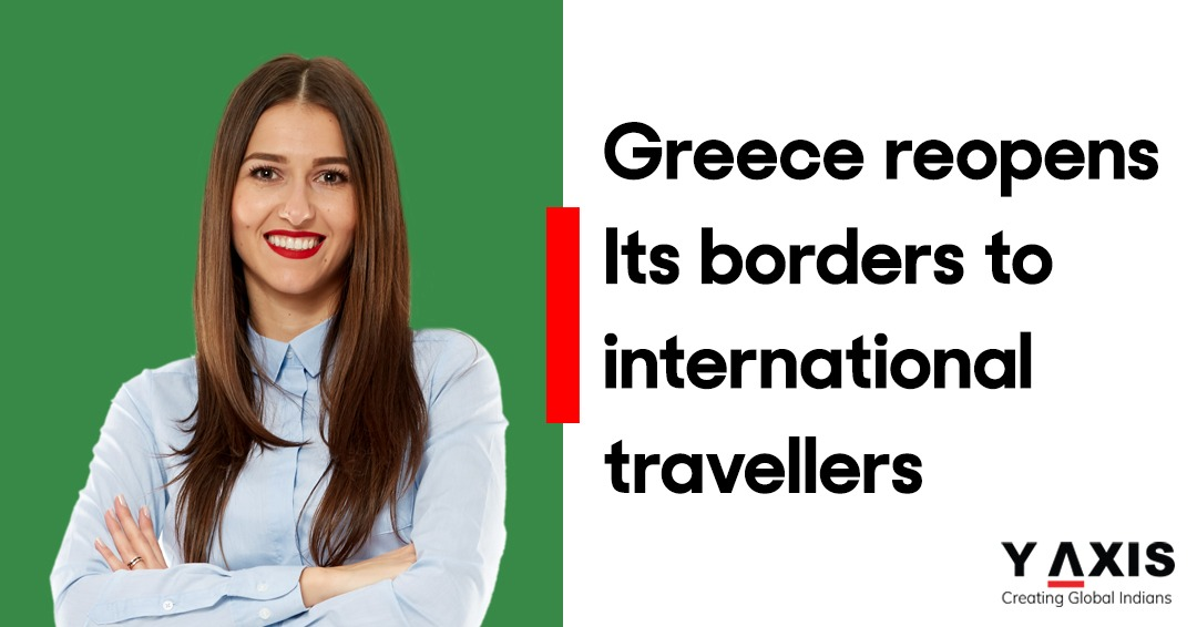 Greece will accept travelers ensuring their safety during COVID-19