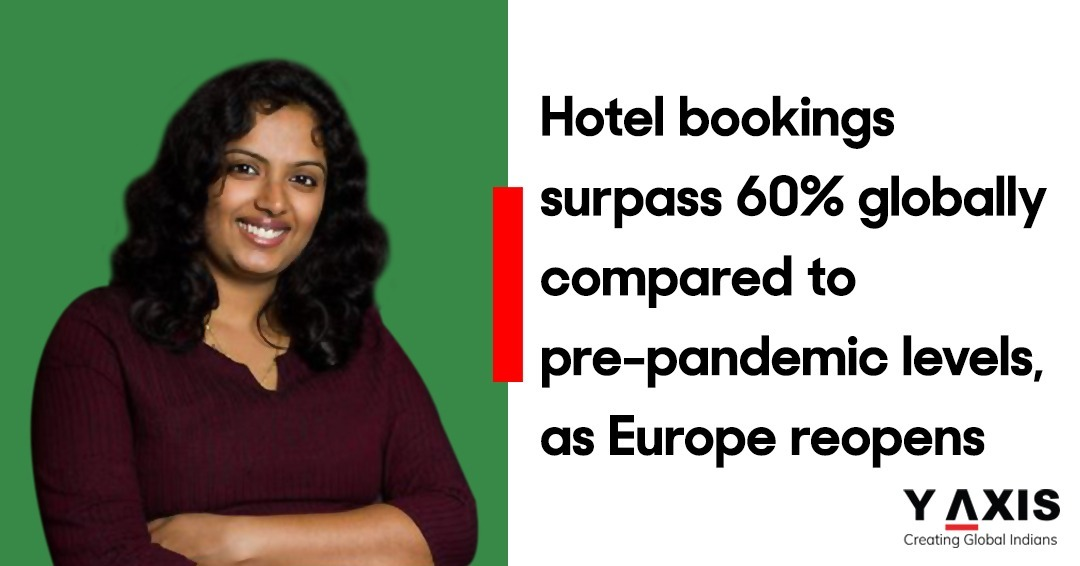 Hotel booking in Europe due to Pandemic