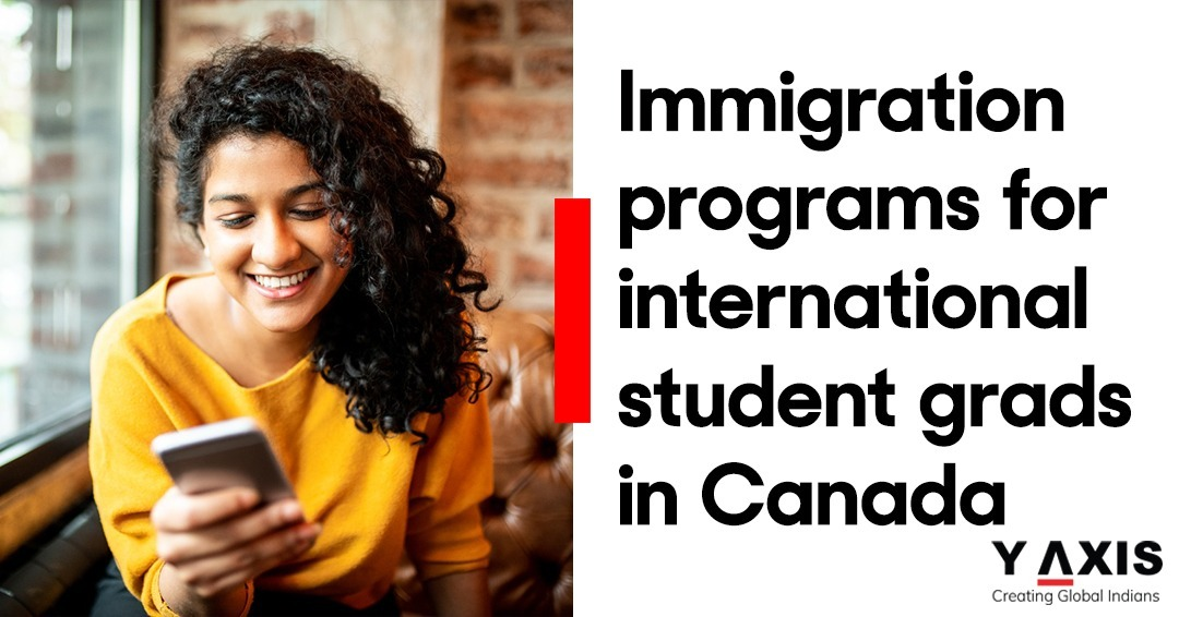 Canada offers many pathways for students to move to the country