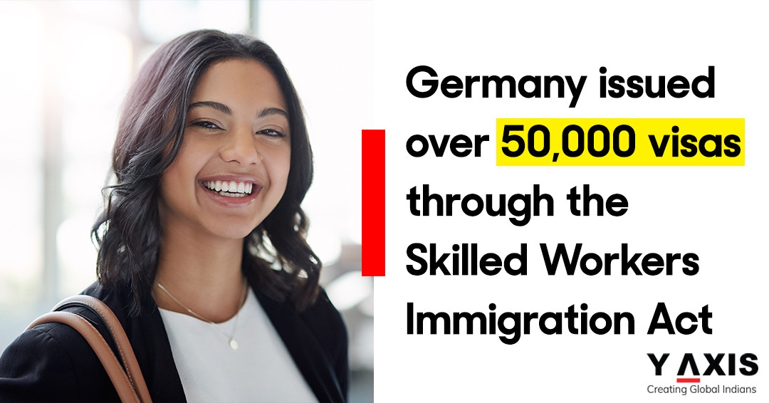 Germany's grand move by issuing 50,000 visas to work in Germany