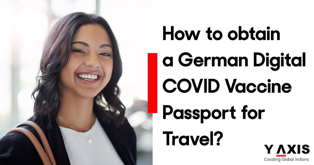 How to obtain a German Digital COVID Vaccine Passport for Travel
