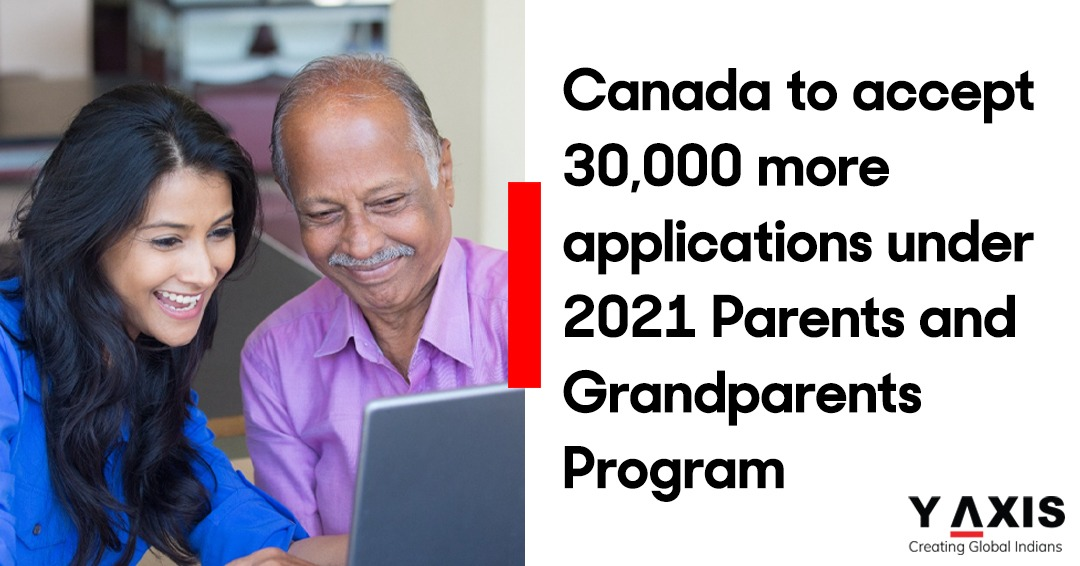 Canada to accept 30,000 more applications under 2021 Parents and Grandparents Program