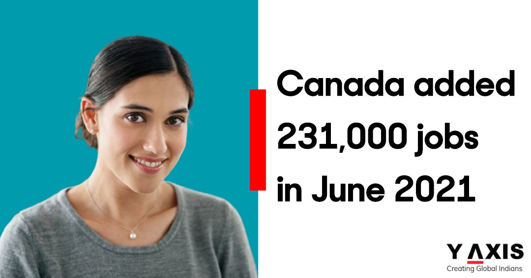 Encouraging data on immigrants at work in Canada in June 2021 emerges